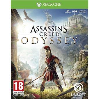 Assassin's Creed Odyssey FR/NL XONE