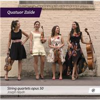 String quartets op 50