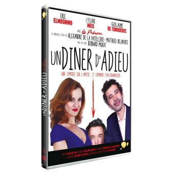 Un dîner d'adieu DVD