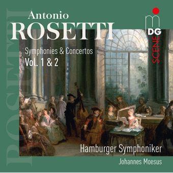 Symphonies & concertos vol 1 & 2