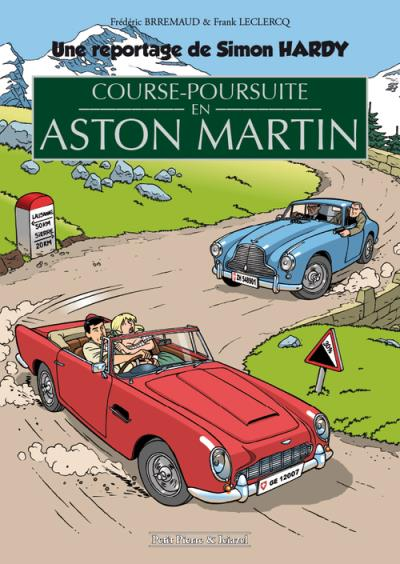 Course poursuite en Aston Martin
