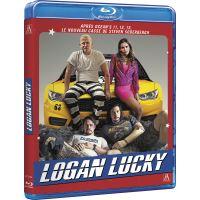 Logan Lucky Blu-ray