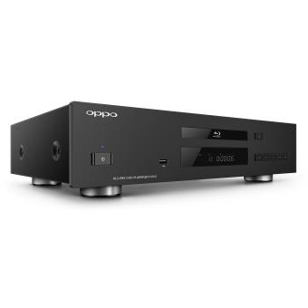 lecteur blu ray oppo bdt 101ci eu 3d uhd 4k lecteur dvd. Black Bedroom Furniture Sets. Home Design Ideas