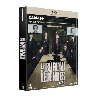 Le Bureau des légendesLe Bureau des légendes Saison 3 Blu-ray