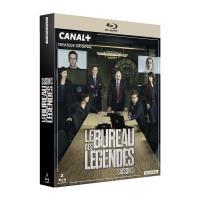 Le Bureau des légendes Saison 3 Blu-ray