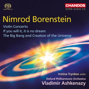 Violin concerto/if you will it is no dream