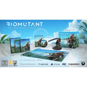 Biomutant Edition Collector PC