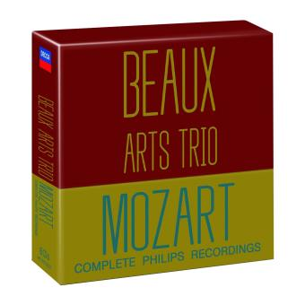 MOZART COMPLETE PHILIPS RECORDINGS/6CD
