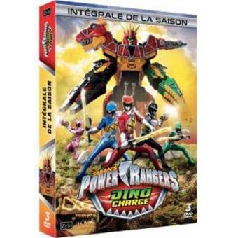Power rangersPower Rangers Dino Charge Saison 1 DVD