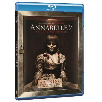 AnnabelleAnnabelle 2 : La création du mal Blu-ray