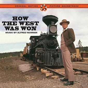 HOW THE WEST WAS WON/OST/2CD