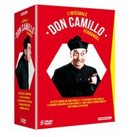 Don Camillo, coffret intégral DVD
