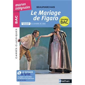 Le mariage de figaro broch pierre augustin caron de for Le livre de mariage