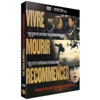 Edge of Tomorrow   DVD + copie digitale