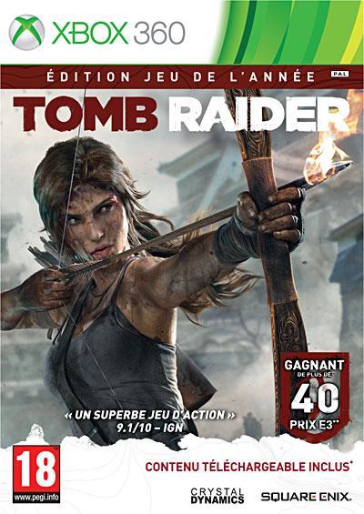 Tomb Raider Edition Jeu De L'Année Xbox 360 - Xbox 360