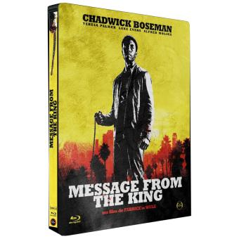 Message from the King Edition limitée Steelbook Blu-ray