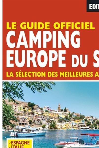 Le Guide Officiel Camping Europe du Sud 2019