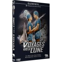 Voyages vers la Lune - Coffret 2 DVD - 4 Films