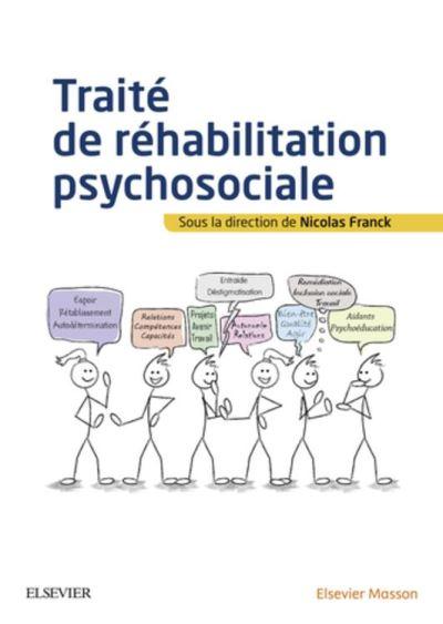 Traité de réhabilitation psychosociale - 9782294760020 - 57,91 €