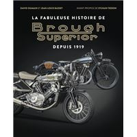 Coffret La Fabuleuse histoire de Brough Superior Exclusivité Fnac DVD