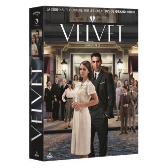 VelvetVelvet Saison 2 DVD