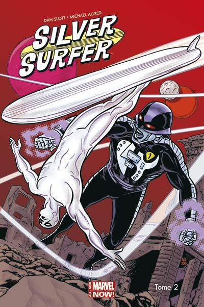 Silver surfer all new marvel now