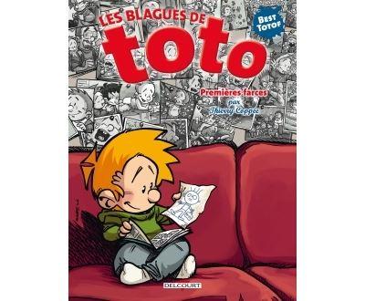 Blagues de Toto HS - Premières farces
