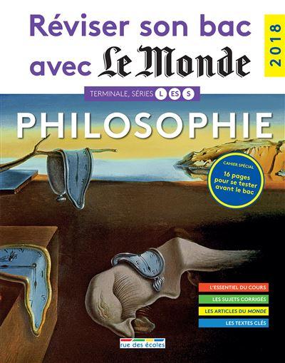Réviser son Bac avec Le Monde : Philosophie