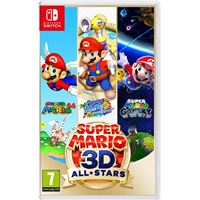 Super Mario 3d-All Stars NL Switch