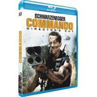 Commando Director's cut Blu-ray