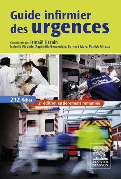 Guide infirmier des urgences - 9782294745546 - 25,99 €
