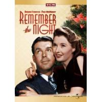 Remember the Night DVD