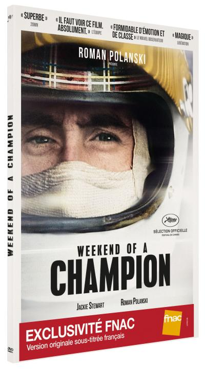 bande annonce Weekend of a champion