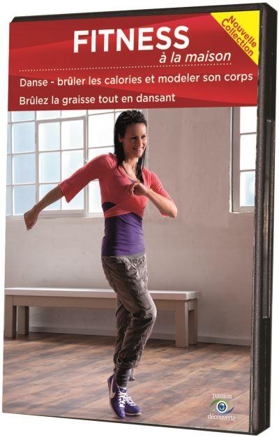 fitness à la maison danse : brûler les calories et modeler son corps