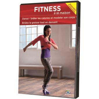 Fitness à la maisonFitness à la maison Danse : Brûler les calories et modeler son corps DVD