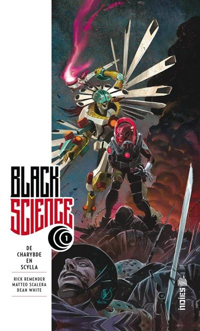 Black science - tome 1 - De Charybe En Scylla