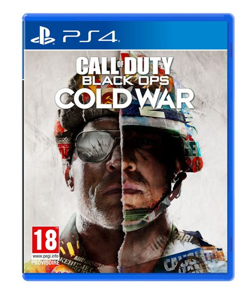 Call of Duty : Black Ops Cold War PS4