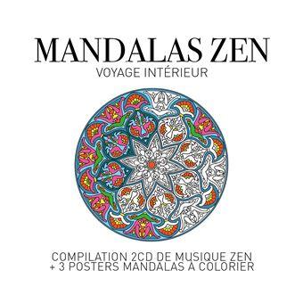 Zen mandalas/voyage interieur