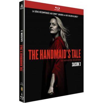The Handmaid's TaleThe Handmaid's Tale : La Servante écarlate Saison 3 Blu-ray