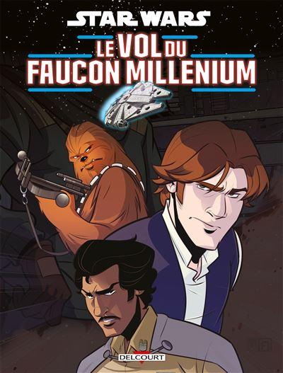 Star Wars - Le Vol du Faucon Millenium