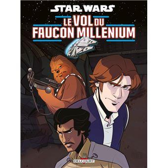 Star WarsStar Wars - Le Vol du Faucon Millenium