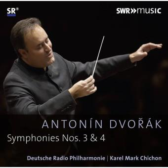 Symphonies numbers 3 and 4