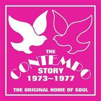 Contempo Story 1973-1977 The Original Home Of Soul