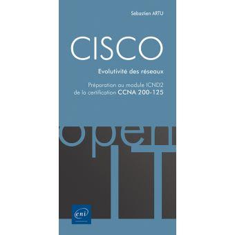 Cisco module icnd2 certification ccna 200-125 evolutivite