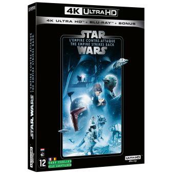 Star WarsStar Wars L'Empire Contre-Attaque Episode 5 Blu-ray 4K Ultra HD