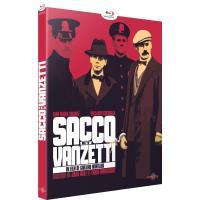 Sacco et Vanzetti Blu-Ray