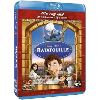Ratatouille Blu-Ray 3D