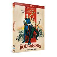 Les Boucaniers Blu-ray