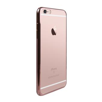 coque iphone 6 slim rose