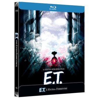 E.T. L'Extra-TerrestreE.T. L'Extra-Terrestre Edition Collector Steelbook Blu-ray